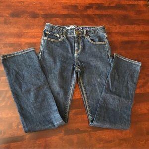 Gap Kids straight leg jeans size 12
